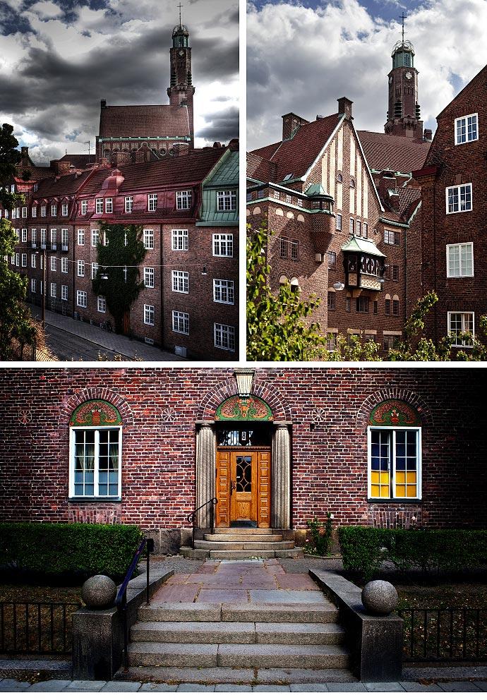 Lärkstaden Stockholm