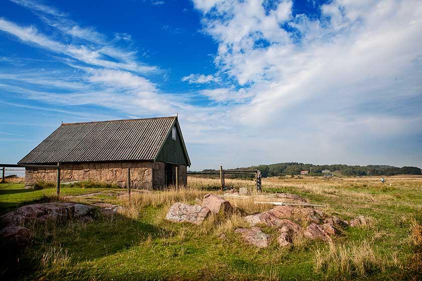 Grimsholmen, Halland